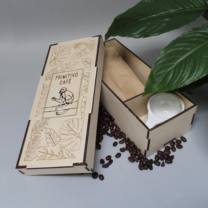 Caja Café Primitivo