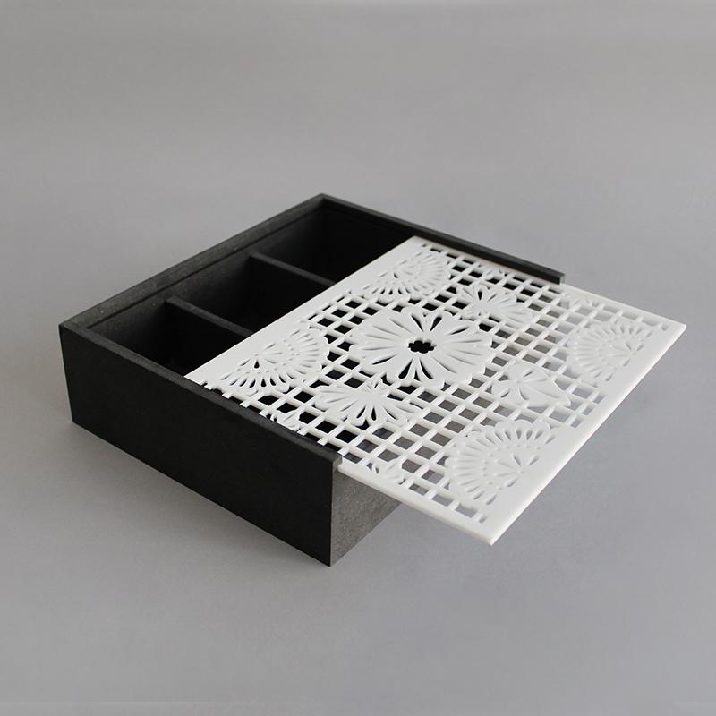 Caja Valchromat Arte Objeto
