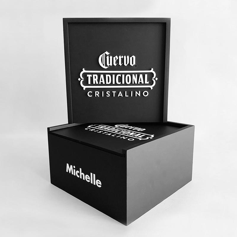 Caja Tequila José Cuervo