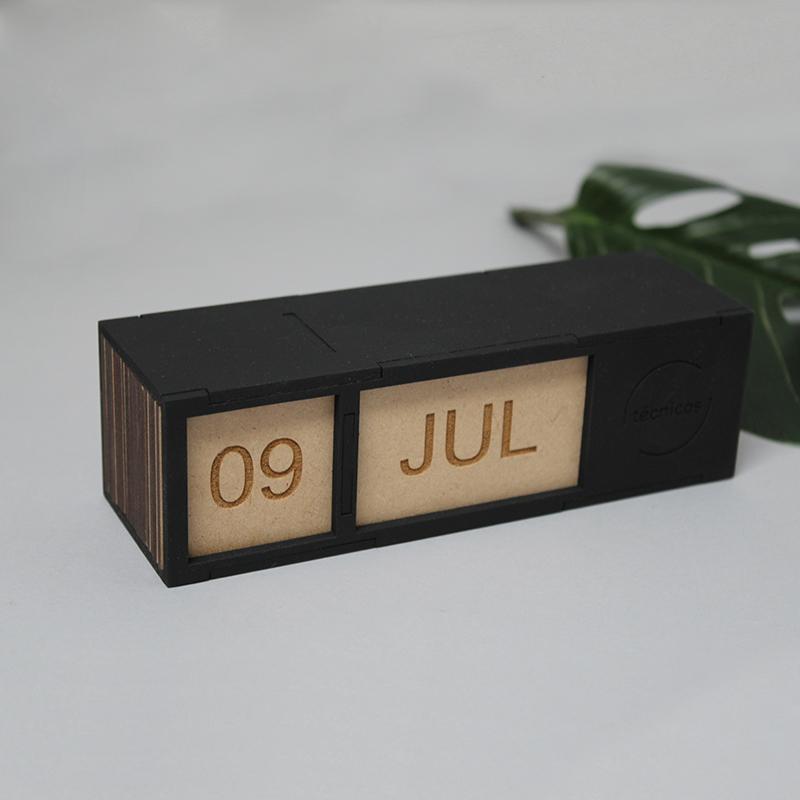 Calendario Rectangular